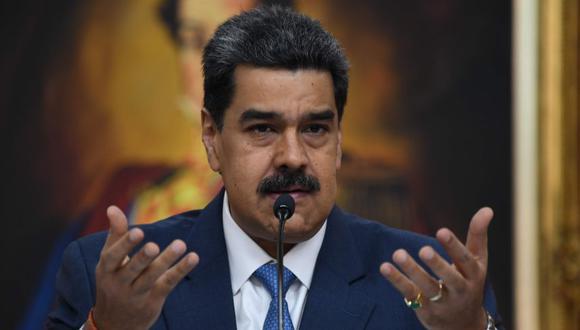 Nicolás Maduro Afirmó que quienes regresan a Venezuela saben que en el país pueden contar con una serie de recursos y servicios gratuitos. (Foto: AFP / YURI CORTEZ).