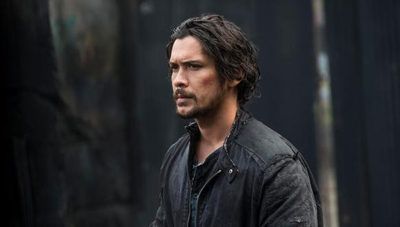 "Bob Morley es conocido por su papel de Bellamy Blake en ""The 100"" (Foto: Katie Yu / The CW)"