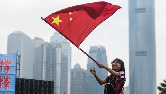 China lidia una guerra comercial contra Estados Unidos. (Foto: AFP)