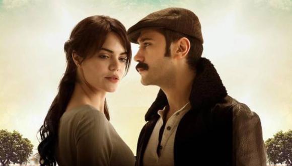 """Süleyha y Yilmaz deben luchar por su amor en """"Tierra amarga"""" (Foto: Tims & B Productions)"""