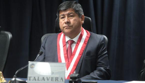 Pablo Talavera renunció a la presidencia del CNM