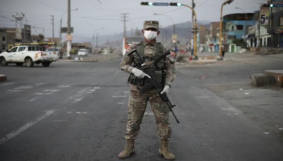 La PCM anunció cuáles serán las nuevas restricciones por la pandemia. (Foto: Joel Alonzo/GEC)