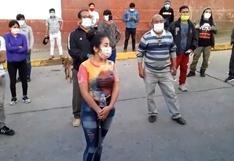 Coronavirus en Perú: cerca de cien personas varadas en Apurímac exigen retorno humanitario a Lima
