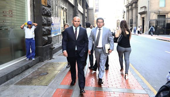 Joaquín Ramírez será investigado por el presunto delito de lavado de activos bajo el marco de la Ley contra el Crimen Organizado. (Foto: Archivo El Comercio)