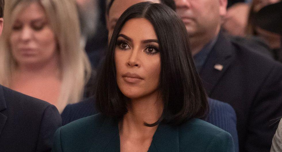 Kim Kardashian no la pasa nada bien luego que su médico le informe que sus análisis de sangre revelaron anticuerpos asociados con el lupus y la artritis reumatoide (Foto: AFP)