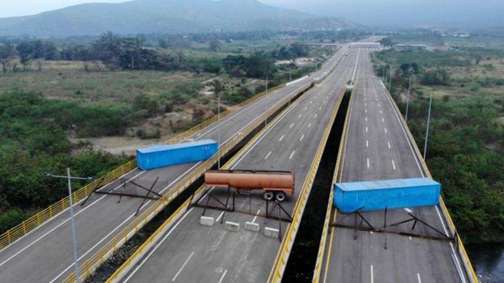 Al no controlar el territorio de Venezuela, Guaidó se enfrenta a grandes dificultades para hacer llegar la prometida ayuda humanitaria al país.