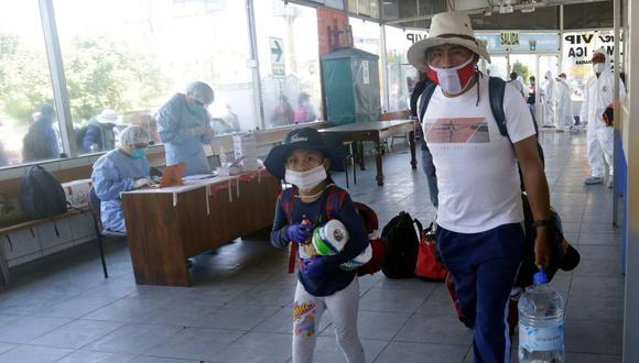 Según dato del INSN, en la primera ola de la pandemia de COVID-19 la cifra de menores hospitalizados por la enfermedad llegó a 514. (Foto: AFP)