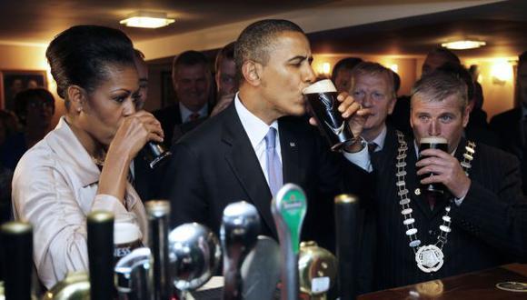 Elecciones en EEUU: Nada como un trago en un país sin ley seca