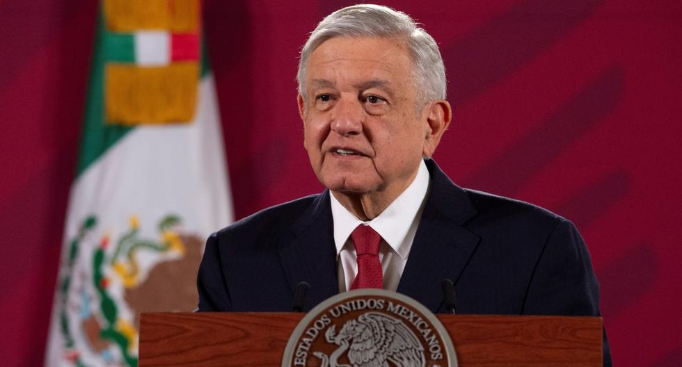 AMLO da negativo en prueba de coronavirus antes de su viaje a Estados Unidos para reunirse con Donald Trump. (EFE/ Presidencia De México).