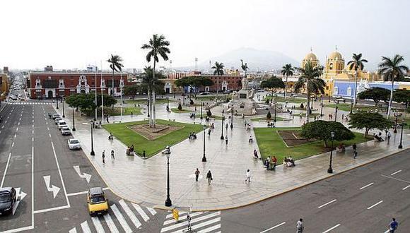Trujillo: cambiarán sentido de vías del Centro Histórico