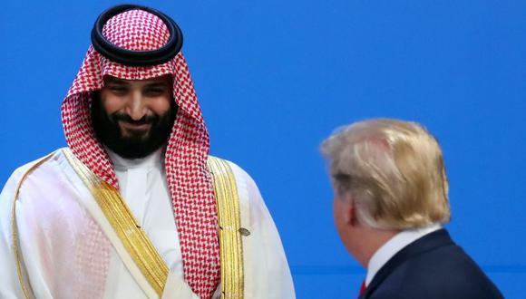 Jamal Khashoggi | Mike Pompeo dice que nada relaciona directamente al príncipe Mohammed bin Salman con asesinato de periodista saudí. (Reuters)