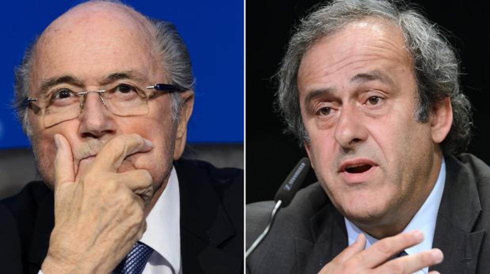 """Michel Platini fue sancionado por FIFA: """"Una auténtica farsa"""" - 2"""