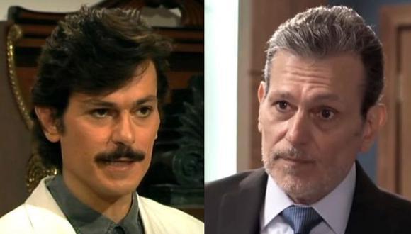 El actor mexicano Guillermo García Cantú interpretó a Bernardo Duarte, enemigo de 'Bella Aldama' (Foto: Televisa)