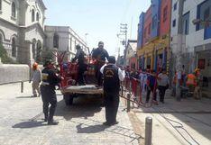 Arequipa: colocarán rejas en las calles para evitar el comercio informal durante las fiestas