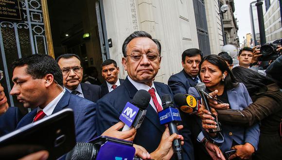 """""""Se ha oficiado al Órgano de Auditoría Interna para el inicio de la investigación correspondiente"""", sostuvo la contraloría. (Foto: GEC)"""
