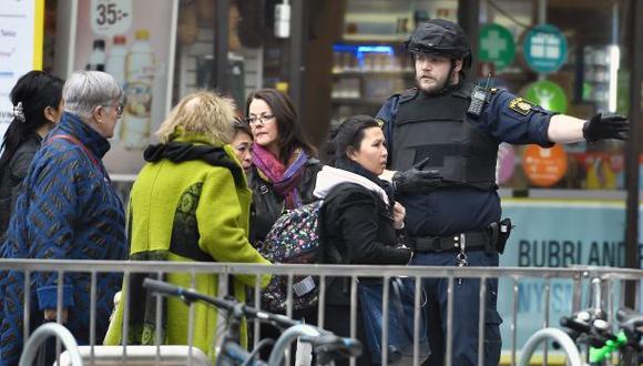 """Peruana en Estocolmo: """"El atentado se veía venir"""""""