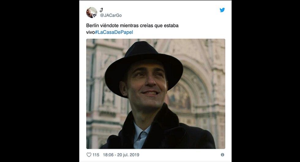 La casa de papel: memes y reacciones tras el estreno de la temporada 3.