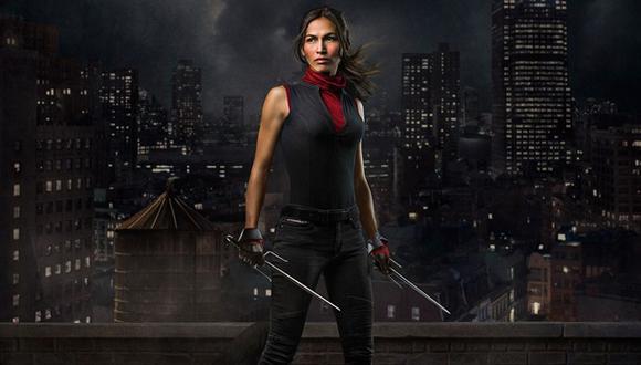 """""""Daredevil"""" de Netflix muestra a Elektra en acción"""
