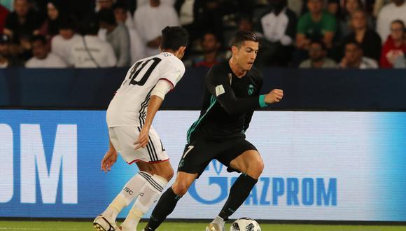 Real Madrid pasó un fuerte susto en el primer tiempo luego de ir abajo en el marcador. Sin embargo, Cristiano Ronaldo y Gareth Bale revirtieron el resultado. (Foto: AP)