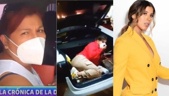 """Mamá de Yahaira Plasencia sobre intervención policial a su hija: """"Tiene que reconocer sus errores"""". (Foto: captura de YouTube)"""