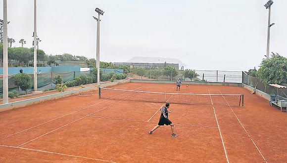 Miraflores: Club Terrazas no seguirá con local para jugar tenis