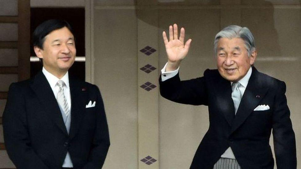 El príncipe heredero Naruhito accederá al trono el 1 de mayo, el día siguiente de la abdicación de su padre, el emperador Akihito. (Foto: AFP)