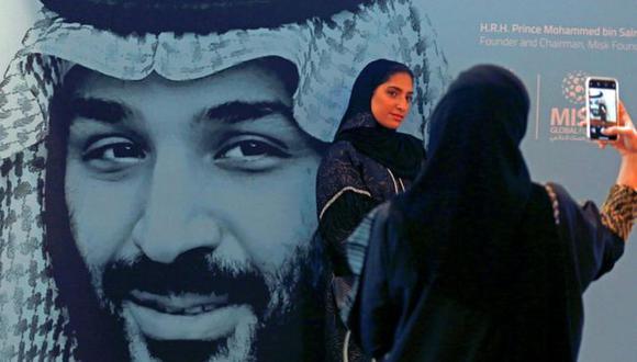 Mohammed bin Salman es el actual príncipe heredero de Arabia Saudita. (Getty Images).