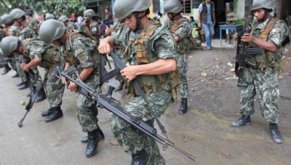 ¿Puede el Ejército combatir la delincuencia limeña?