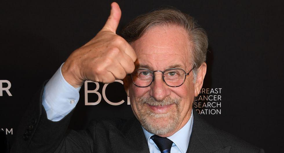 Steven Spielberg y AFI lanzan un cineclub virtual por el coronavirus. (Foto: AFP)
