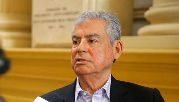 César Villanueva consideró que esto confirma que en el Perú hay independencia de poderes. (Foto: Agencia Andina)