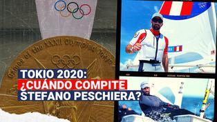 Tokio 2020: ¿Cuándo compite Stefano Peschiera en los Juegos Olímpicos?