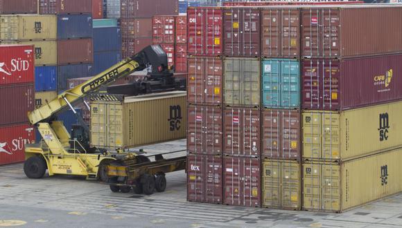 Puerto del Callao se afianza en el segundo lugar en conectividad marítima en el Pacífico. (Foto: GEC)