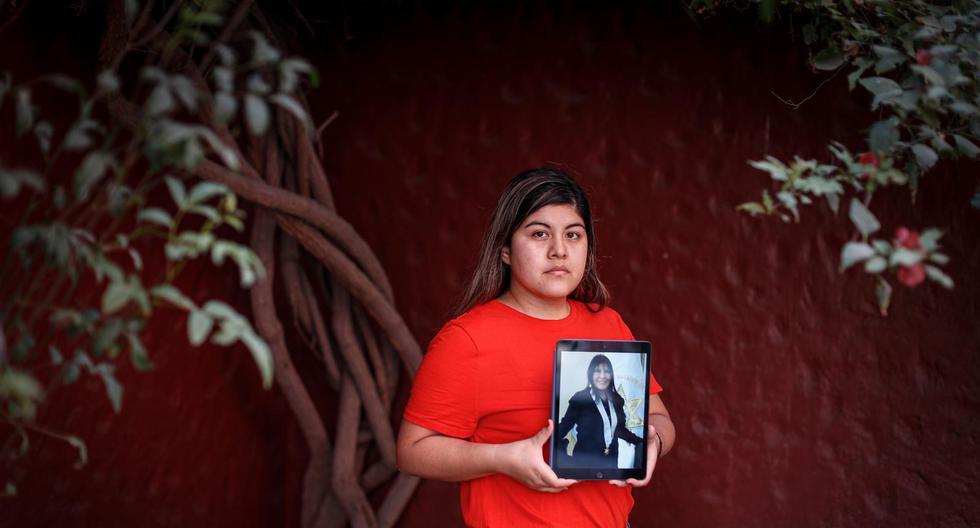 Jimena Sánchez cuenta la historia de su madre Carmen Castro quien espera por un trasplante de pulmón. La pandemia dificultó el caso de su madre, al igual que el de otros cientos de peruanos.  (Foto: Hugo Pérez)