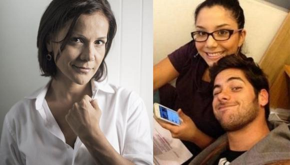 Mónica Sánchez se pronuncia luego que Mayra Couto denunció a Andrés Wiese por acoso. (Foto: Instagram)