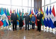 Pedro Castillo se reúne con presidentes de Cuba, Bolivia y México