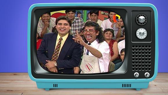 """""""Los ambulantes de la risa"""" de Panamericana Televisión. (Ilustración: El Comercio)"""