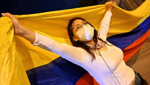 Coronavirus en Colombia   Últimas noticias   Último minuto: reporte de infectados y muertos hoy, viernes 25 de septiembre del 2020   Covid-19   (Foto: AFP / Luis ROBAYO).
