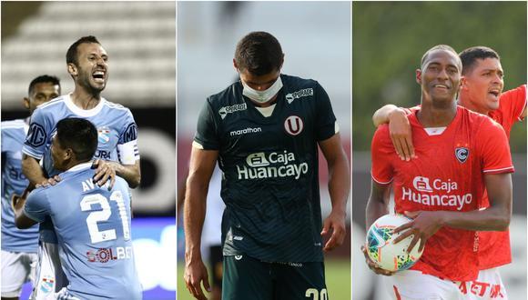 Revisa los resultados de la fecha 2 de la Liga 1 | Fotos: @LigaFutProf