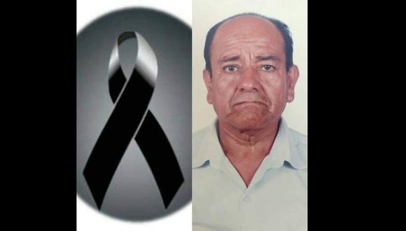 Víctor Sánchez Rojas es recordado por su nieta y su familia. (Foto: Cortesía)