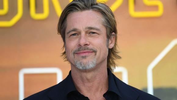 "Brad Pitt protagoniza ""Once upon a time in Hollywood"". (Foto: AFP)"