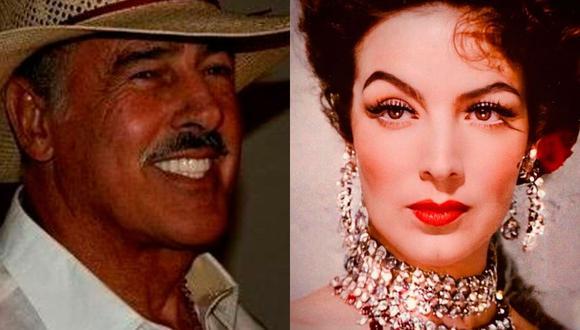 Ambos actores tuvieron una relación pese a la diferencia de edad y a que ella tenía pareja. (Foto: @andresgrciabernar / @mariafelixofficial)