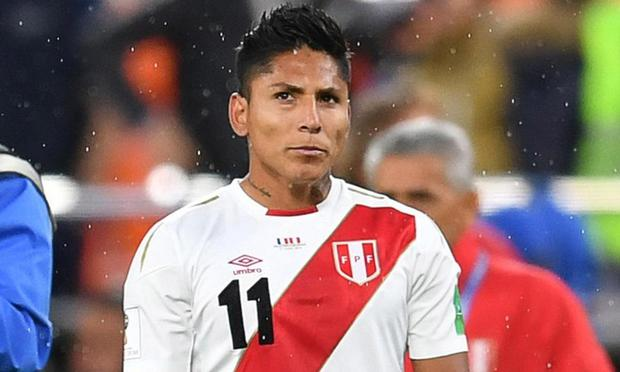 Raúl Ruidíaz has not scored for the Peruvian national team for more than three years.  (Photo: EFE).