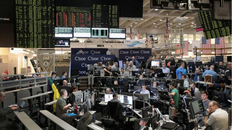 Bitcoin futures can be traded on the Chicago Cboe Global Markets.