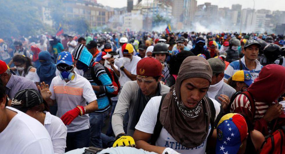 Venezuela: Las fotos más impactantes de la brutal represión - 3