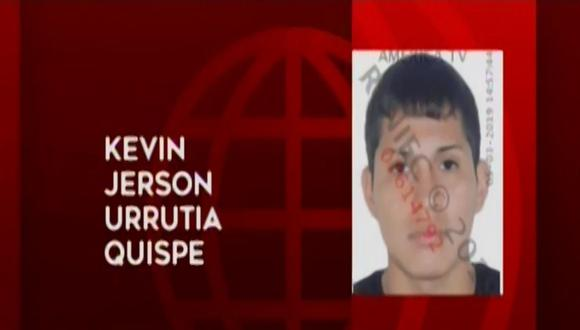 Padre de familia fue asesinado a puñaladas en un parque el pasado jueves 28 de febrero (Captura: América Noticias)