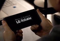 CES 2021   Así es el smartphone de LG con pantalla enrollable
