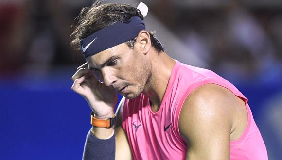 Rafael Nadal ya le dijo que a Kyrgios en el Instagram. (Foto: AFP)