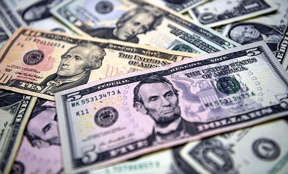 El tipo de cambio subía 0.66% en México este viernes.(Foto: AFP)