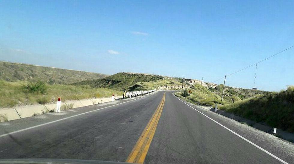 Carretera Piura-Máncora: Según el MTC, el tránsito por esta vía es fluido y regular, ya que su calzada no ha sufrido ninguna alteración debido a las intensas lluvias. (Foto: MTC)