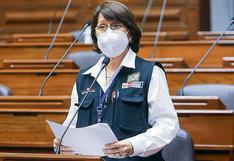 Presidente Sagasti confirma que exministra Pilar Mazzetti también se vacunó contra COVID-19